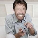 Essa só o Chuck Norris consegue