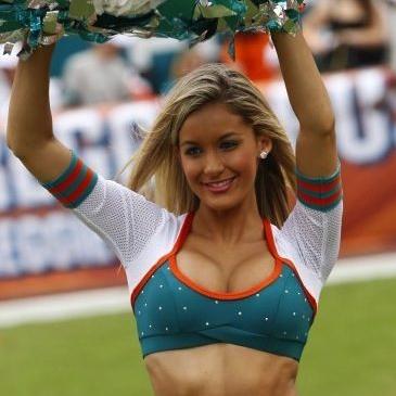 As mais belas cheerleaders