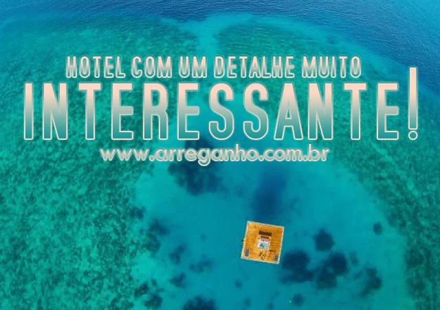 Hotel Com Um Detalhe Muito Interessante