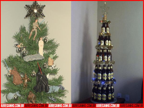 As 10 Mais Insanas Árvores de Natal