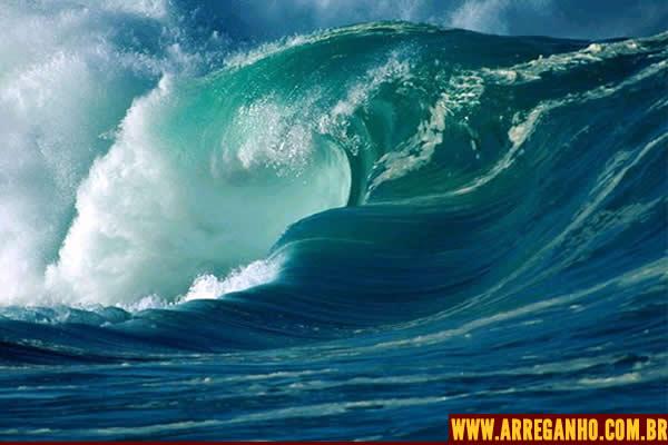 Por que a água do mar é salgada?