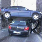 Fotos de acidentes inexplicáveis