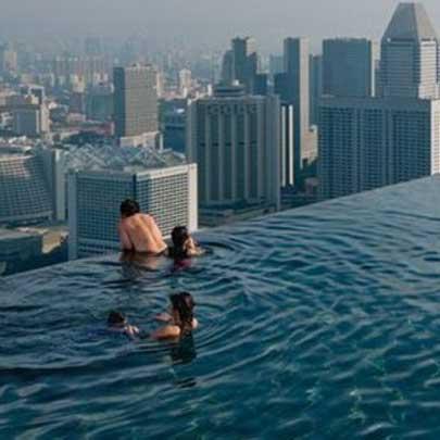As 10 piscinas mais incríveis do mundo!
