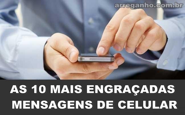 As 10 mais engraçadas mensagens de celular