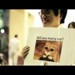 O Pedido de Casamento Mais Lindo de Todos Feito Com Memes