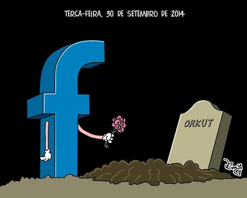 R.I.P Orkut