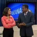 Repórter da Globo Atende Celular Ao Vivo!
