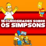 15 Curiosidades sobre Os Simpsons.