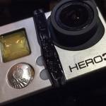 Câmera GoPro derrete em gravação de vulcão em erupção