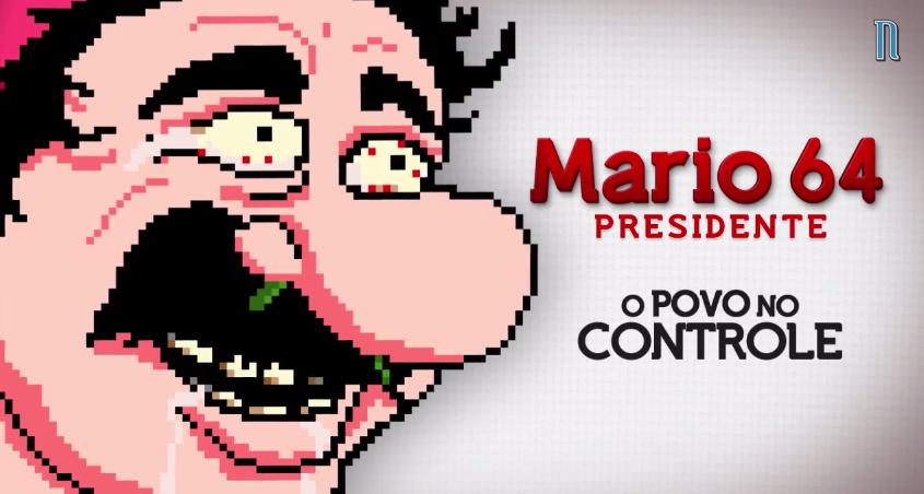 Mário 64 para Presidente - O Povo no Controle