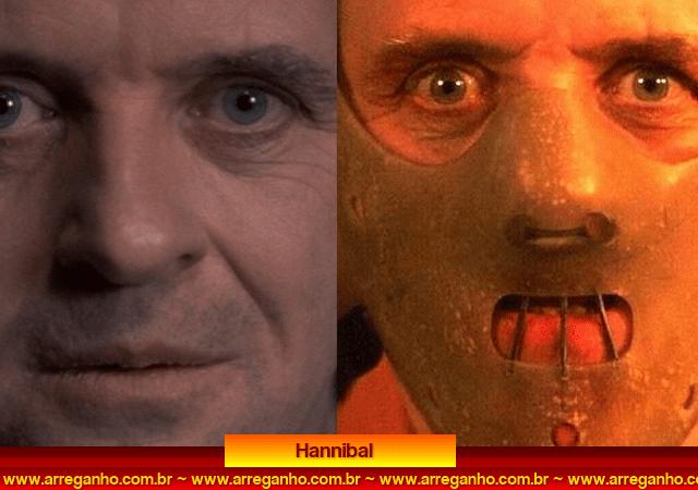 8 Monstros dos filmes de terror sem maquiagem!