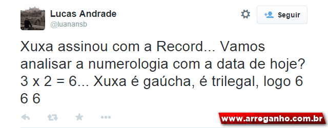 Os 11 comentários mais engraçados sobre a Xuxa na Record