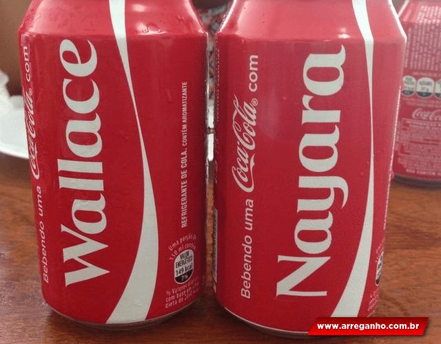 9 motivos para você ficar triste se não encontrar uma latinha de Coca-cola com o seu nome