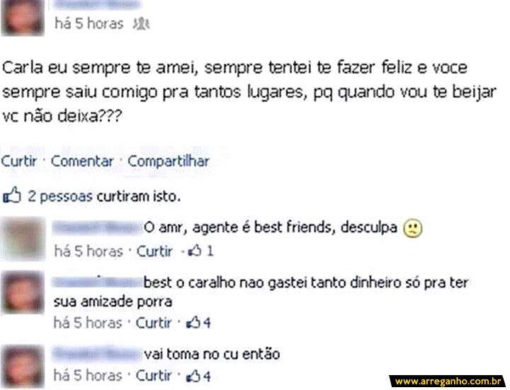 Friendzone: O mal do século