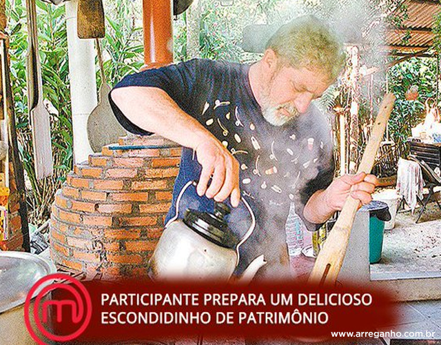 Lula no Masterchef