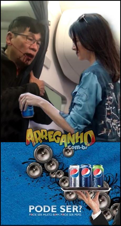 Pepsi nem sempre é a melhor opção