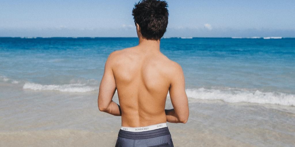 afeitar espalda