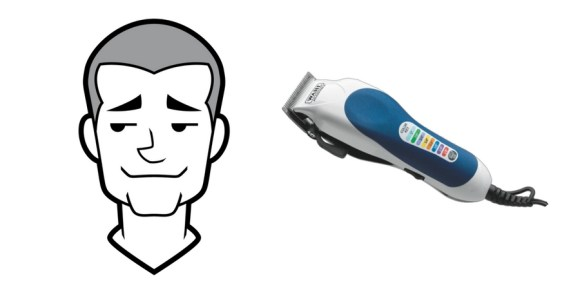 como se usa cortapelos