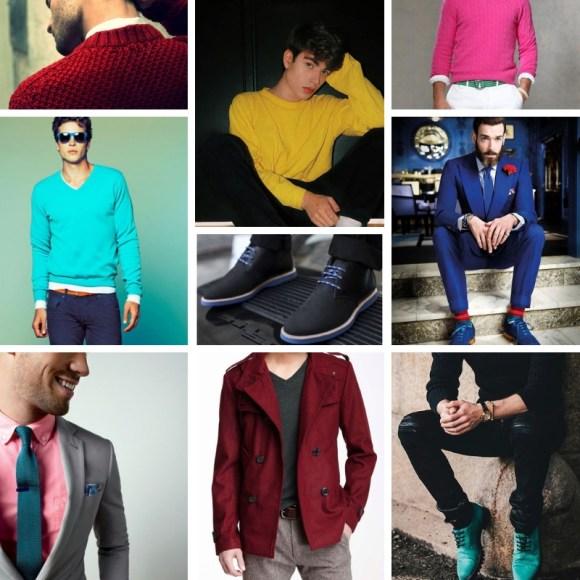 combinar colores ropa hombre moreno