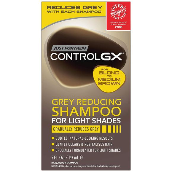 champu control gx just for men para hombre opiniones