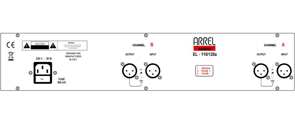 ARREL Audio: EL-111