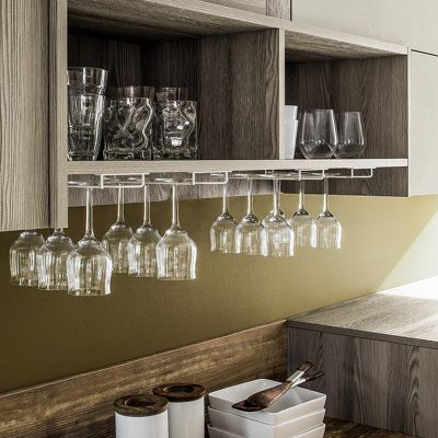 kitchen accesories brushed nickel hardware accessories arrex le cucine