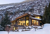 Modern Mountain Home Designs Colorado