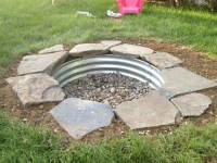Diy In Ground Fire Pit - Fire Pit Ideas