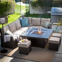 Outdoor Patio Set With Fire Pit - Fire Pit Ideas