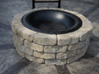 Fire Pit Ring Lowes - Fire Pit Ideas