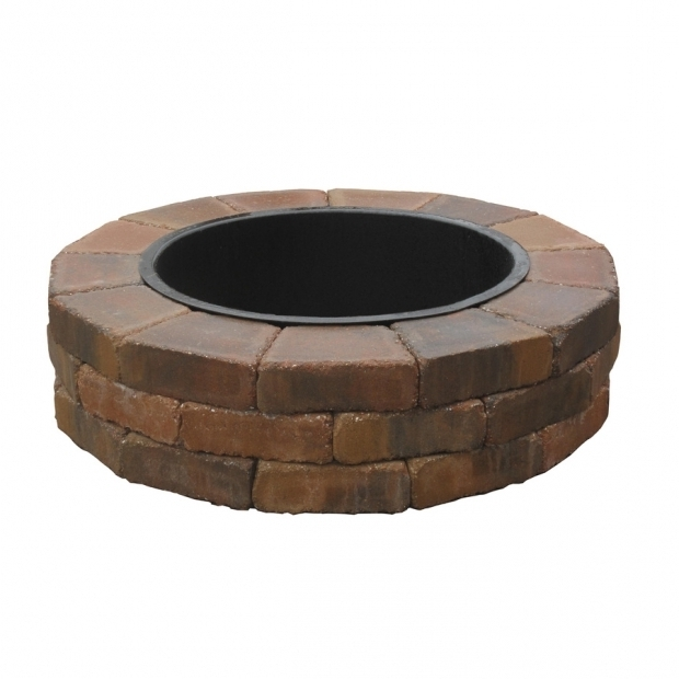 Fire Pit Ring Lowes  Fire Pit Ideas