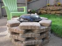 Homemade Fire Pit Grill - Fire Pit Ideas