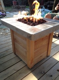 Homemade Propane Fire Pit - Fire Pit Ideas
