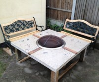 How To Build A Propane Fire Pit Table - Fire Pit Ideas