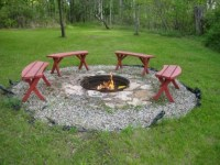 Inexpensive Fire Pit - Fire Pit Ideas