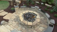 Build Your Own Stone Fire Pit - Fire Pit Ideas