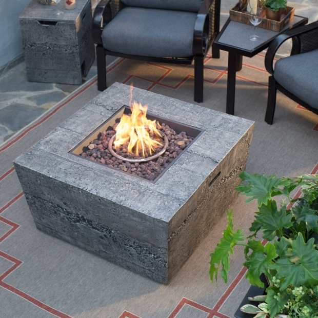 Gas Fire Pit Cover  Fire Pit Ideas