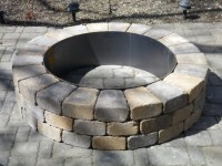Fire Pits At Lowes. Full Size Of Firepits Pit Kits At ...