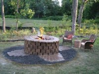 What Kind Of Bricks For Fire Pit - Fire Pit Ideas