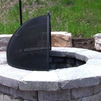 Fire Pit Screen Covers - Fire Pit Ideas