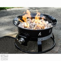 Propane Fire Pit Camping - Fire Pit Ideas