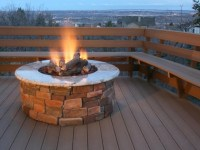 How To Build An Outdoor Gas Fire Pit - Fire Pit Ideas