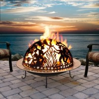Portable Wood Burning Fire Pit - Fire Pit Ideas