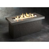 Rectangular Propane Fire Pit Table - Fire Pit Ideas