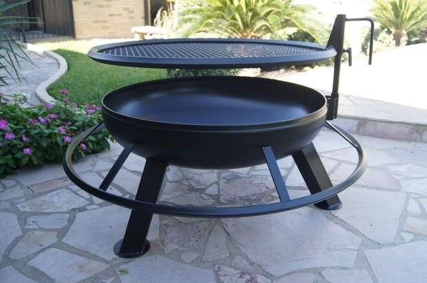 Fire Pit Grill Top