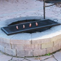 Fire Pit With Cooking Grate - Fire Pit Ideas