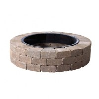 Fire Pit Ring Home Depot - Fire Pit Ideas