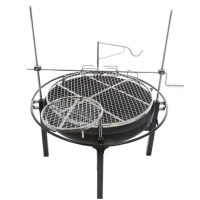 Cowboy Grill And Fire Pit - Fire Pit Ideas