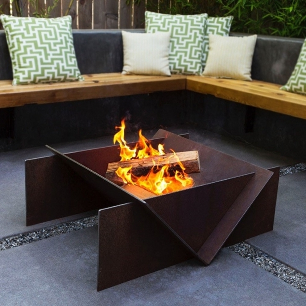 Outdoor Wood Burning Fire Pits  Fire Pit Ideas