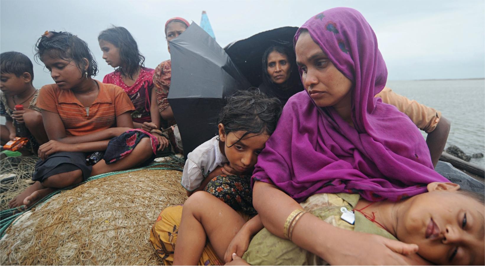 8 realita yang terjadi di Rohingya